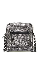 L.A.M.B. Ice Leather Crossbody Multi