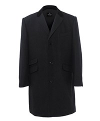 Skopes Cromwell Overcoat Gunmetal