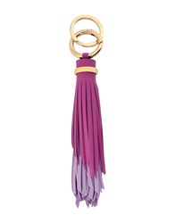 Lancel Key Rings Mauve