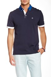 Ag Jeans Green Label Deuce Polo Blue