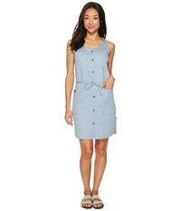 The North Face Sandy Shores Pocket Dress Dusty Blue