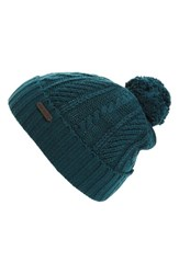 Ted Baker Men's London Charlie Knit Beanie Blue Teal