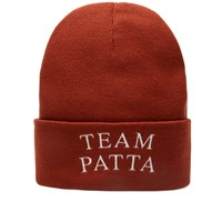 Patta Team Watch Hat Orange