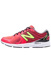New Balance 1400 V4 Competition Running Shoes Bright Cherry Red