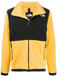 The North Face Logo Contrast Zipped Sweater 60
