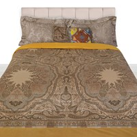 Etro Bethune Quilted Bedspread Beige