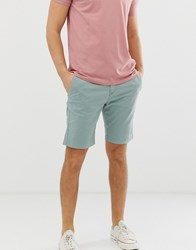 Superdry Chino Shorts In Light Green