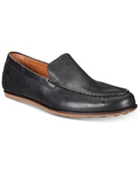 Frye Men's Harris Venetian Leather Loafers Created For Macy's Men's Shoes Black