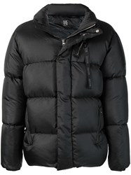 Bacon Big Boo Quilted Jacket Black