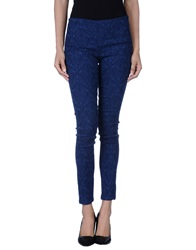 Poems Leggings Dark Blue