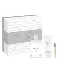 Jimmy Choo Man Ice Three Piece Fathers Day Gift Set No Color