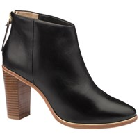 Ted Baker Lorca 2 Block Heel Ankle Boots Black