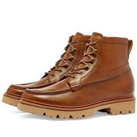 Grenson Rocco Boot Brown