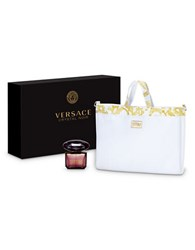 Versace Crystal Noir Summer Intensification Value Set No Color