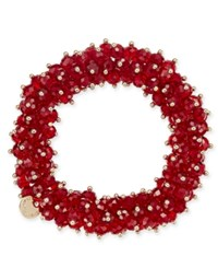 Charter Club After Party Beaded Stretch Bracelet Only At Macy's Gold Multi
