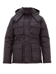 Junya Watanabe X Canada Goose Quilted Down Jacket Black