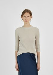6397 Ribbed Cashmere Sweater