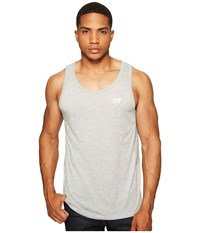 Nike Sb Dry Tank Top Skyline Dark Grey Heather White Men's Sleeveless Gray