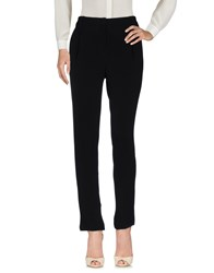 Laltramoda Trousers Casual Trousers Black
