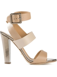 Sergio Rossi Open Toe Sandals