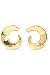 Ippolita Classico 18 Karat Gold Earrings