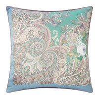 Etro Lourmarin Cushion 60X60cm Teal