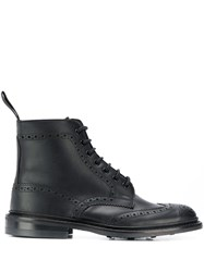 Tricker's Trickers Stow Ankle Boots Black