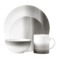 Vera Wang Wedgwood Degradee 4 Piece Dinner Set