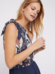 Free People Island Time Asymmetrical One Piece