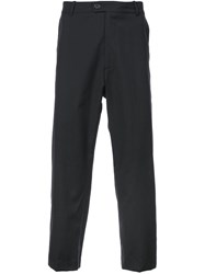 Adaptation Cropped Tailored Trousers Black