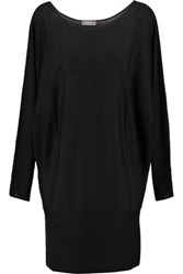 N.Peal Cashmere Cashmere Tunic Black