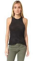 Cotton Citizen The Marbella Tank Vintage Black