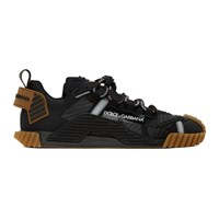 Dolce And Gabbana Black Ns1 Sneakers