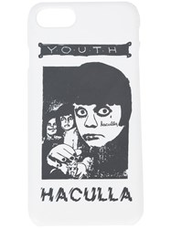 Haculla We Are The Youth Iphone 7 8 Case White