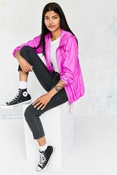 Columbia Flashback Windbreaker Jacket Magenta