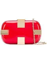 Corto Moltedo Susan Shock Cross Body Bag Red