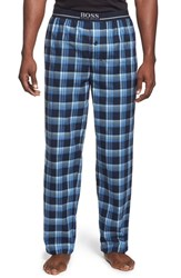 Men's Boss 'Dynamic' Plaid Lounge Pants