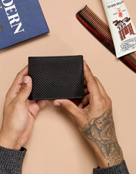Esprit Small Leather Wallet In Black 001 Black