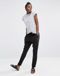 Minimum Vinna Trousers Black