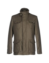 Paoloni Jackets Military Green