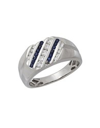 Lord And Taylor 14K White Gold Ring