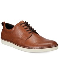 Alfani Men's Billy Low Top Oxfords Created For Macy's Men's Shoes Tan