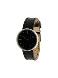 Uniform Wares M35 Two Hand Watch Black