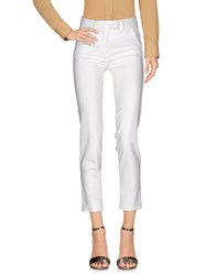 G.Sel Casual Pants White
