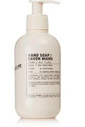 Le Labo Basil Hand Soap Colorless