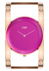 Storm Amiah Rose Gold Watch