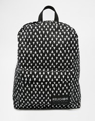 Religion Tooth Backpack Black