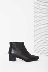 Nasty Gal Jeffrey Campbell Mod Pod Leather Boot