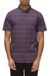 Tavik Men's Shin Stripe Shirt