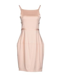 French Connection Short Dresses Light Pink